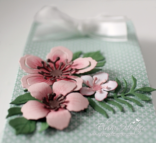 Botanical Blooms - Detailansicht