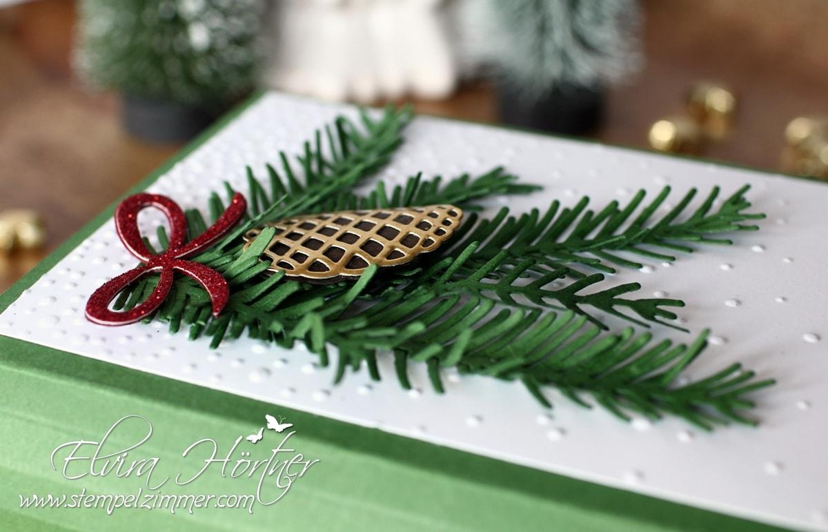 Bloghop - Tannenzauber - Christmas Pine - Stampin' Up! Elvira Hörtner