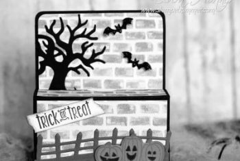 Halloween Box - Stampin Up - Stempelzimmer