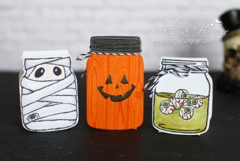 Halloween Goodies Jar of Haunts Stampin Up