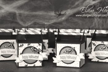 Strohhalmbox Halloween Stampin Up