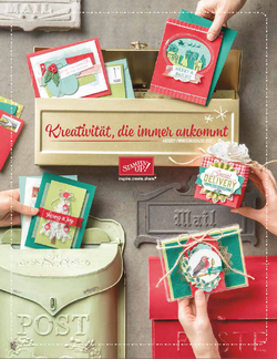 Stampin Up Herbst-Winterkatalog 2017 deutsch