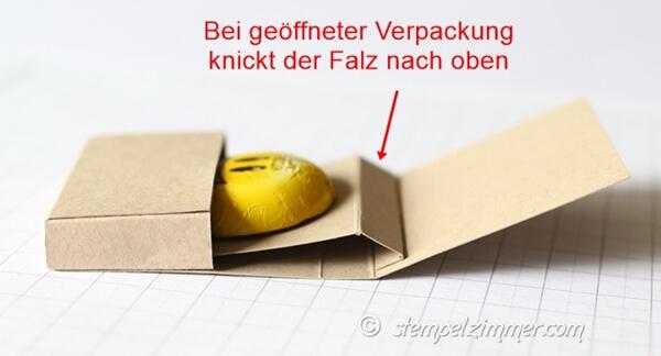 Anleitung Ziehverpackung