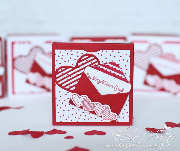 Goodies für Februar - Sammelbesteller Stampin Up