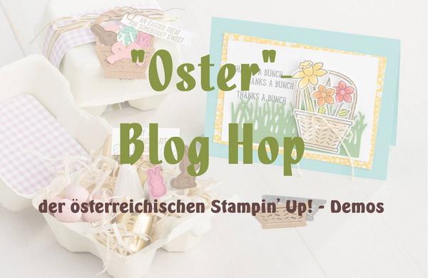 Blog Hop Stampin Up Österreich