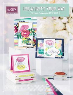 Stampin Up Katalog 2017/2018 - englisch - Stempelzimmer.com