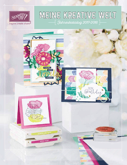 Stampin Up Katalog 2017/2018 deutsch