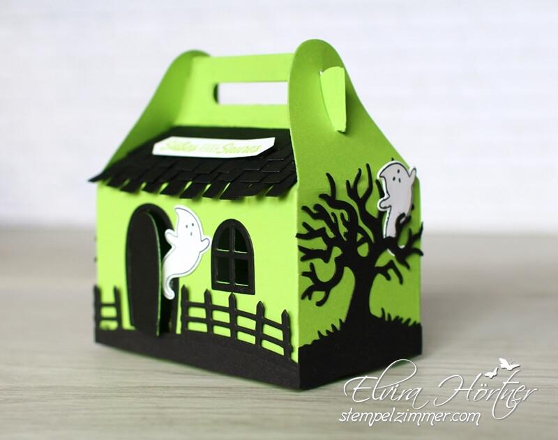 Halloween-Spukhaus-Geist-Gable Box-Stampin Up-Blog-Österreich-Stempelzimmer