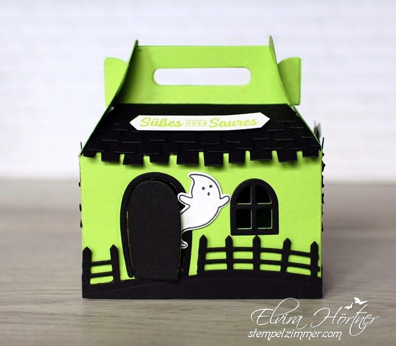 Halloween-Spukhaus-Stampin Up-Süsses oder Saures-Stempelzimmer-Elvira Hörtner