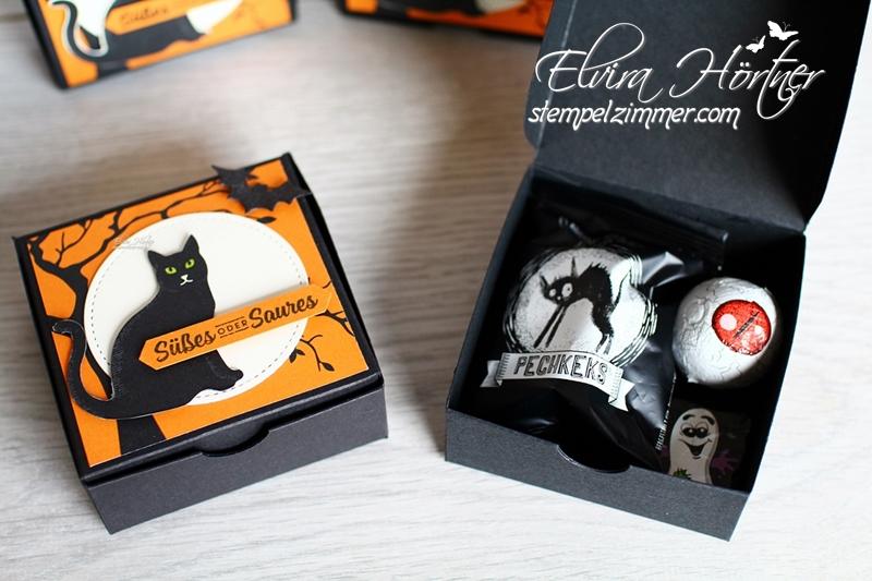 Halloween-Pizzabox-Pechkeks-Verpackung-Stampin Up