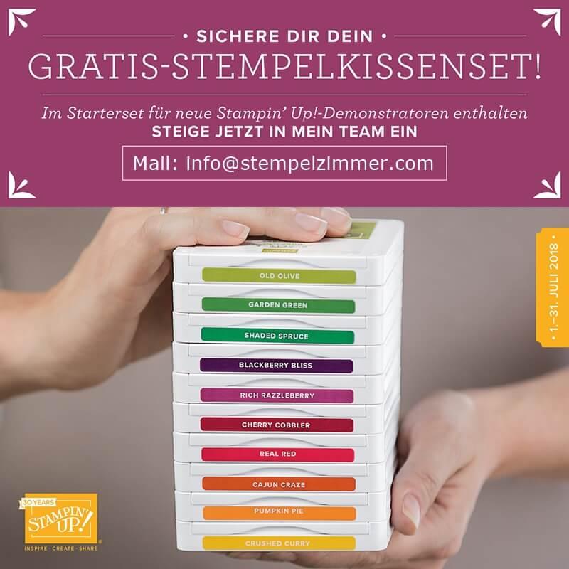 Gratis-Stempelkissenset-im Juli als Demo einsteigen-Stampin Up Österreich-Stempelzimmer-Elvira Hörtner