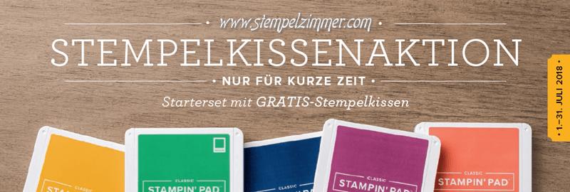 Stempelkissen geschenkt-Stampin Up-Stempelzimmer-Demo