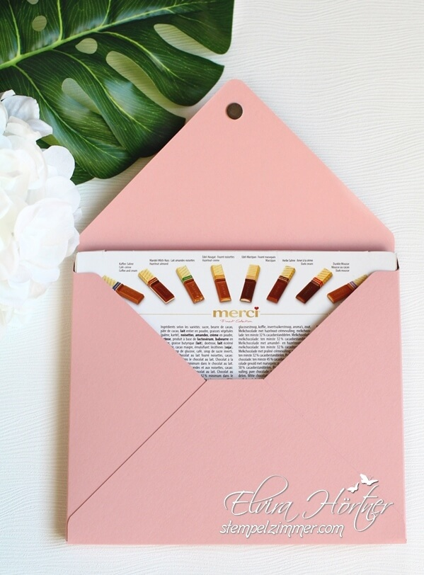 Schokoladenverpackung mit Tropenflair-Stampin Up-Tropical Chic-Envelope Punch Board