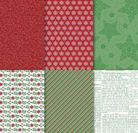 Elegante Weihnachten-Designerpapier Stampin' Up!-Aktion September 2018