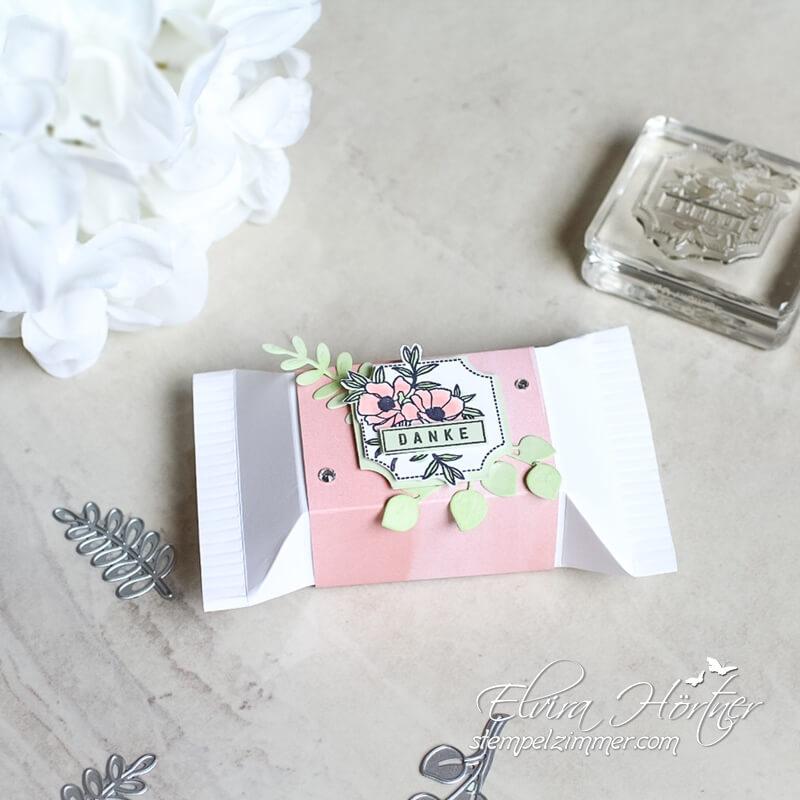 Bonbox als Dankeschoen-Equisite Etiketten-Stampin Up-Oesterreich-Blog-Stampin Up Produkte bestellen-Goodies