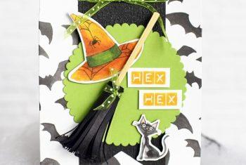 Halloween 2018 Tag 6 – Hex, Hex, Hexenbesen