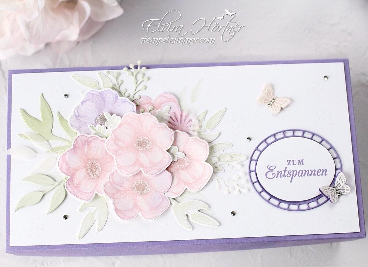 Painted Seasons-Geschenkverpackung-Stampin' Up!-zum Entspannen-Stempelzimmer