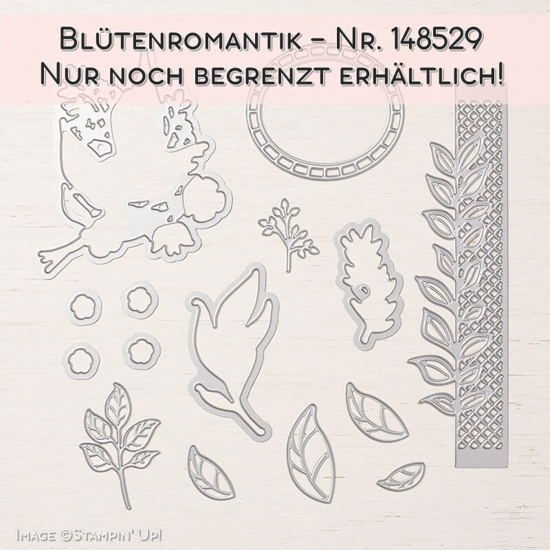 Blütenromantik-Stampin' Up!