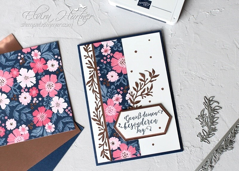 Alles wunderbare-everything is rosy-stampin up-stempelzimmer