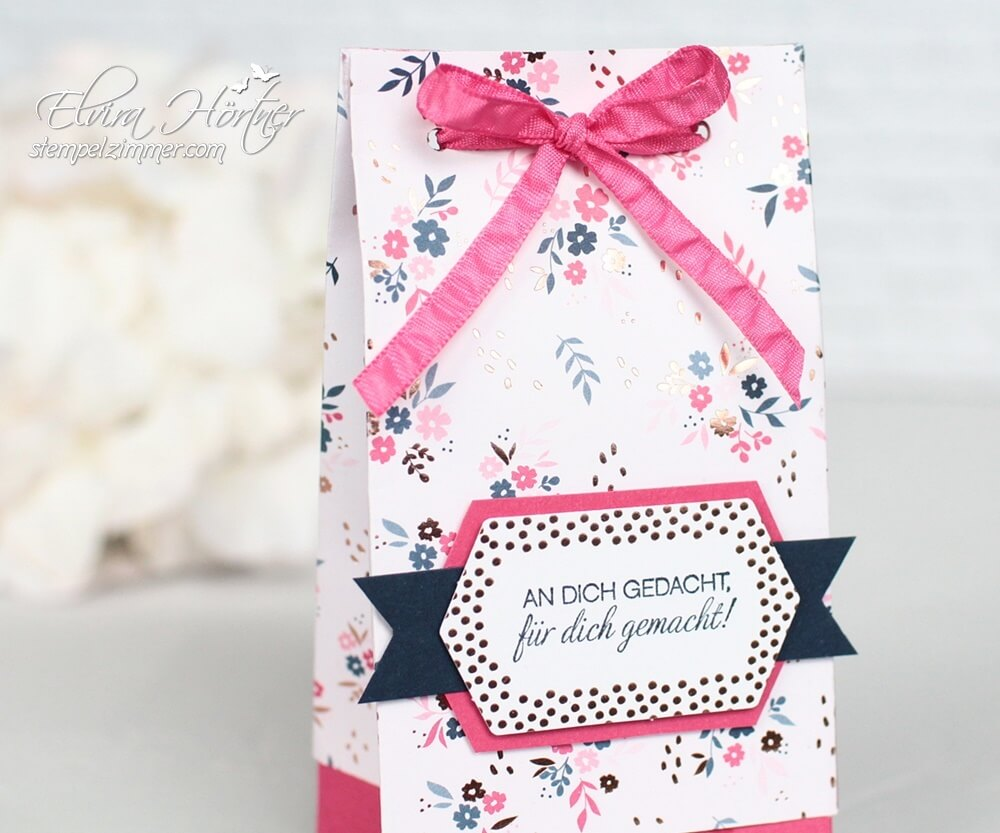 An dich gedacht-Alles wunderbare-Everything is rosy-Stampin Up-Goodies