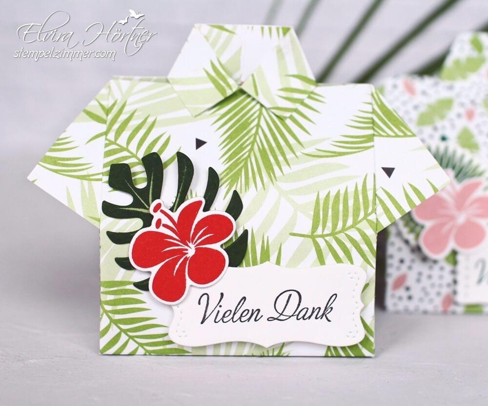 Hawaiihemd-goodies-tropenflair-stampin up
