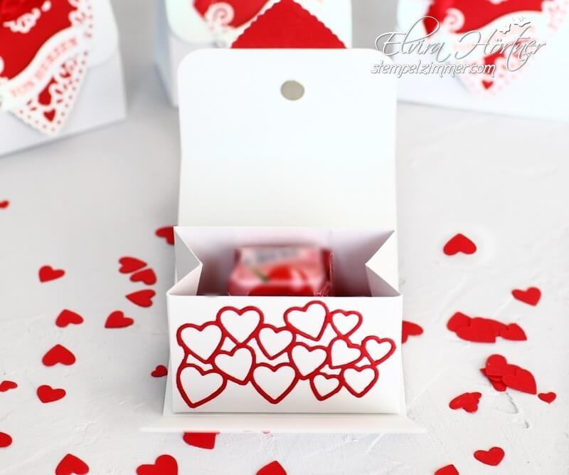 Von Herzen-Valentinsverpackung-Herzlich bestickt-Stampin Up-Geschenke zum Valentinstag-Stempelzimmer