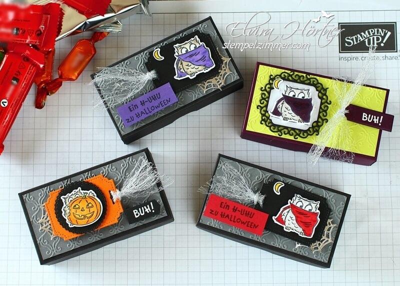 Produktpaket Eulenfest von Stampin Up -Halloween 2020 - Verpackung