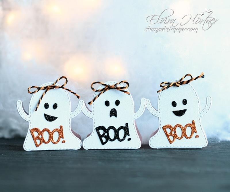 Die Geister sind unterwegs - Halloween 2020