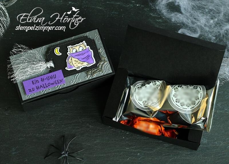 Halloween 2020 - Produktpaket Eulenfest von Stampin Up