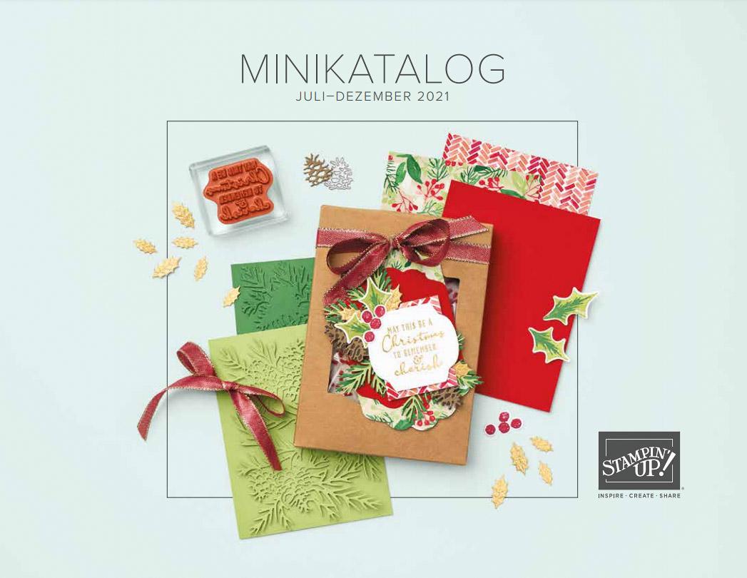 Minikatalog Herbst-Winter 2021